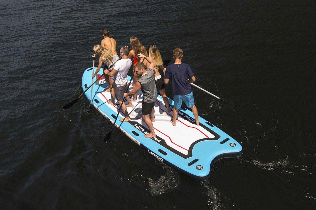 aqua marina mega sup 18 39 1 550cm bt 18me 2018 sup boards specialty sup boards specialty. Black Bedroom Furniture Sets. Home Design Ideas
